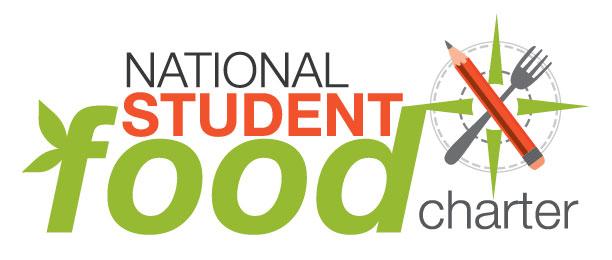 National Student Food Charter Logo