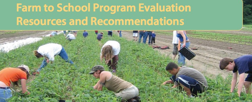 Bearing Fruit: Farm to School Program Evaluation