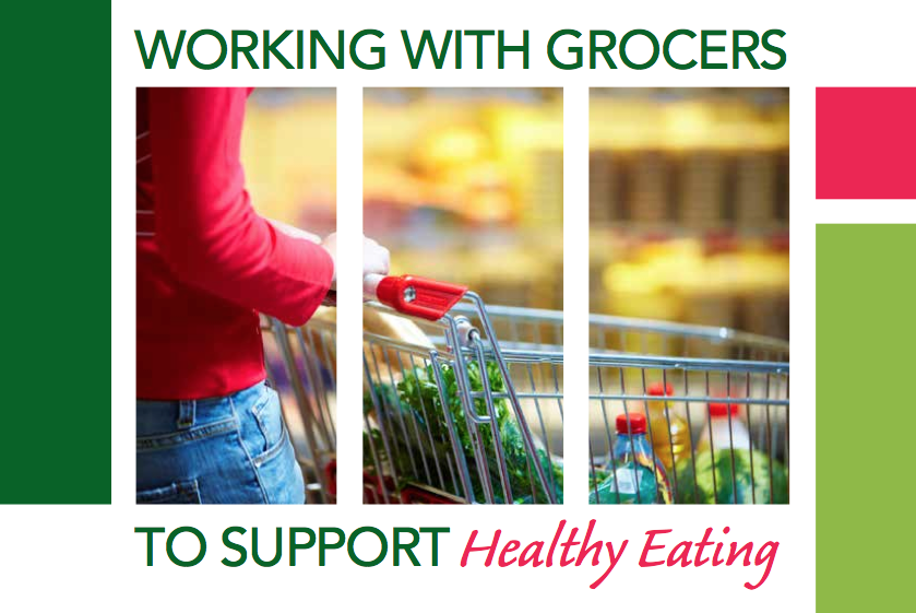 Working with grocers