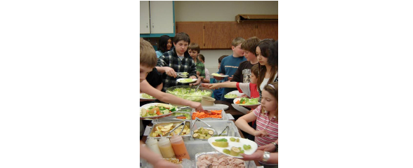 Changing the way we think about feeding our kids