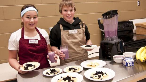 Community cafeterias offer students healthier – and tastier – lunches