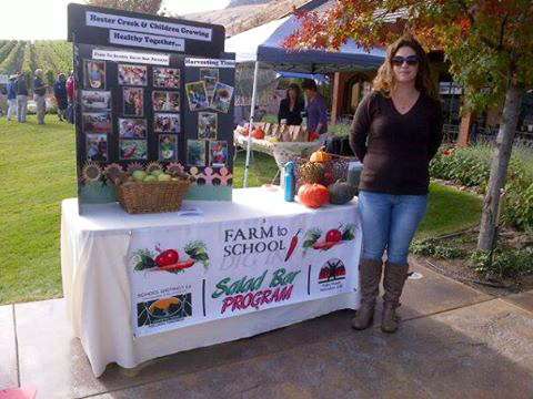 Farm to School: Six years and still growing