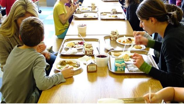 Les produits locaux ont la part belle dans les écoles de Fredericton