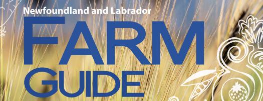 Newfoundland and Labrador Farm Guide