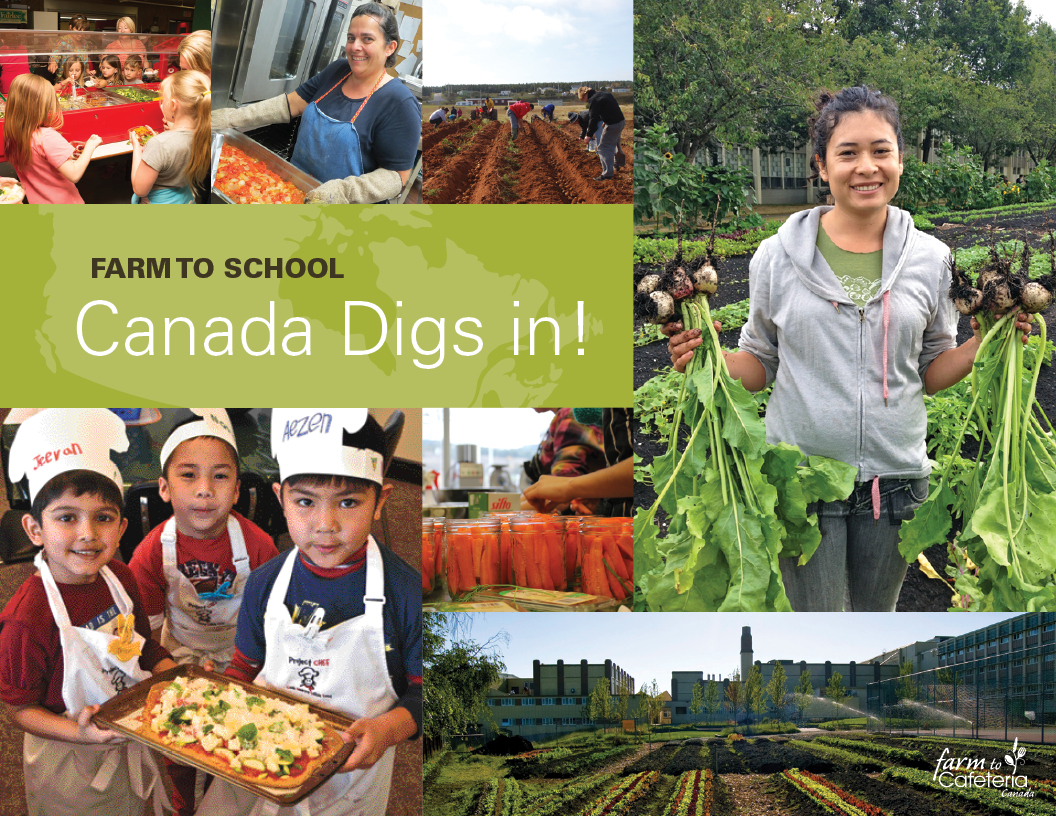 Farm to School: Canada Digs In
