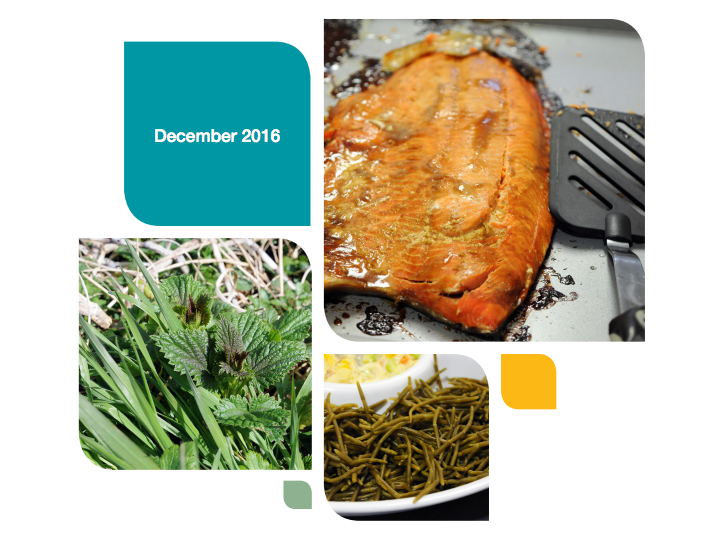 Increasing Indigenous children's access to traditional foods report release