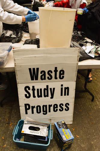 waste audit smaller
