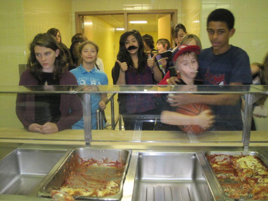 National school food program needed