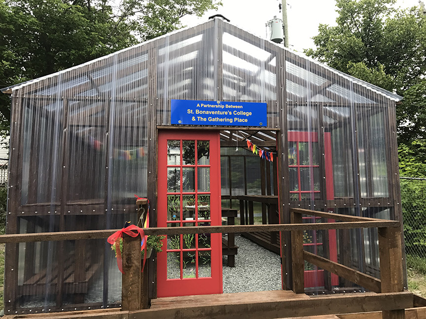 School greenhouse launched in St. John's!