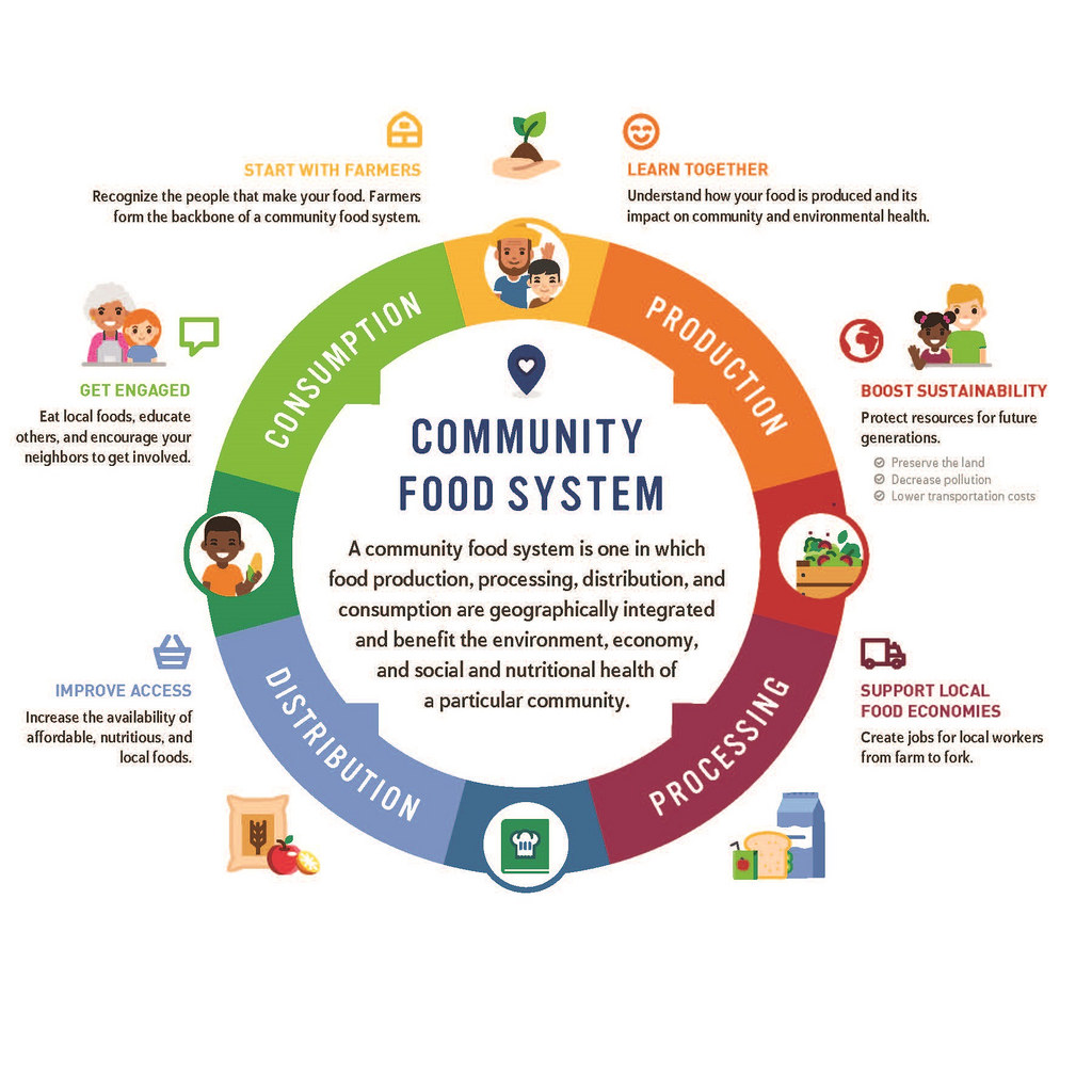 Five Reasons Why You Should Celebrate Farm to School Month