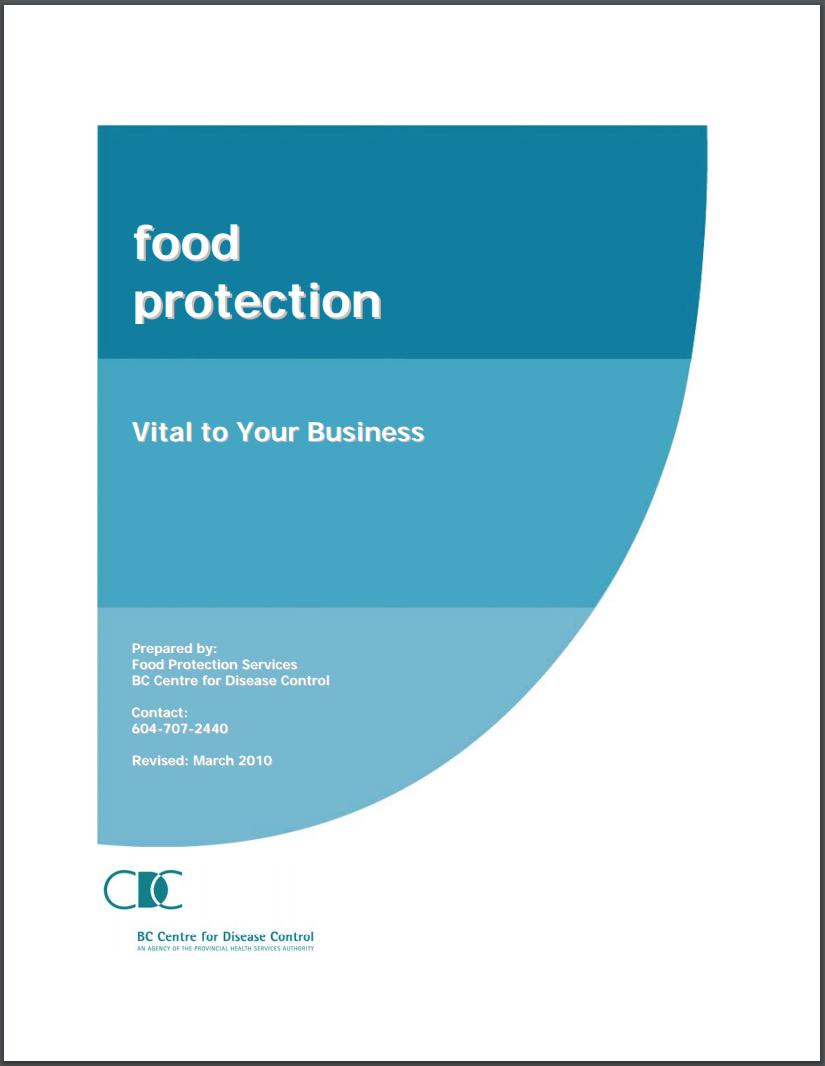 FoodProtectionVitaltoBusiness_Mar2010