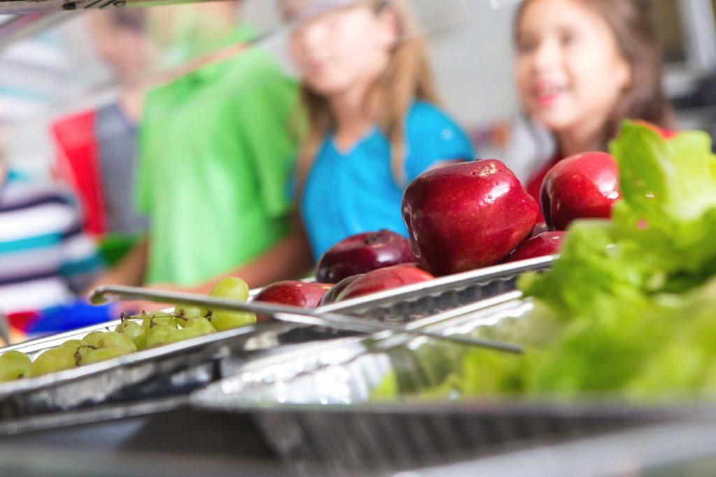Un programme de reconnaissance pour valoriser les institutions qui mettent au menu les aliments du Québec