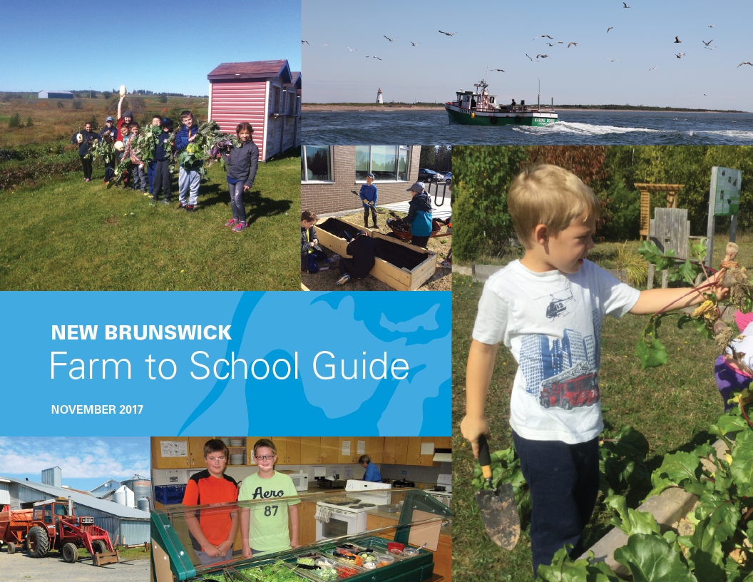 New Brunswick Farm to School Guide