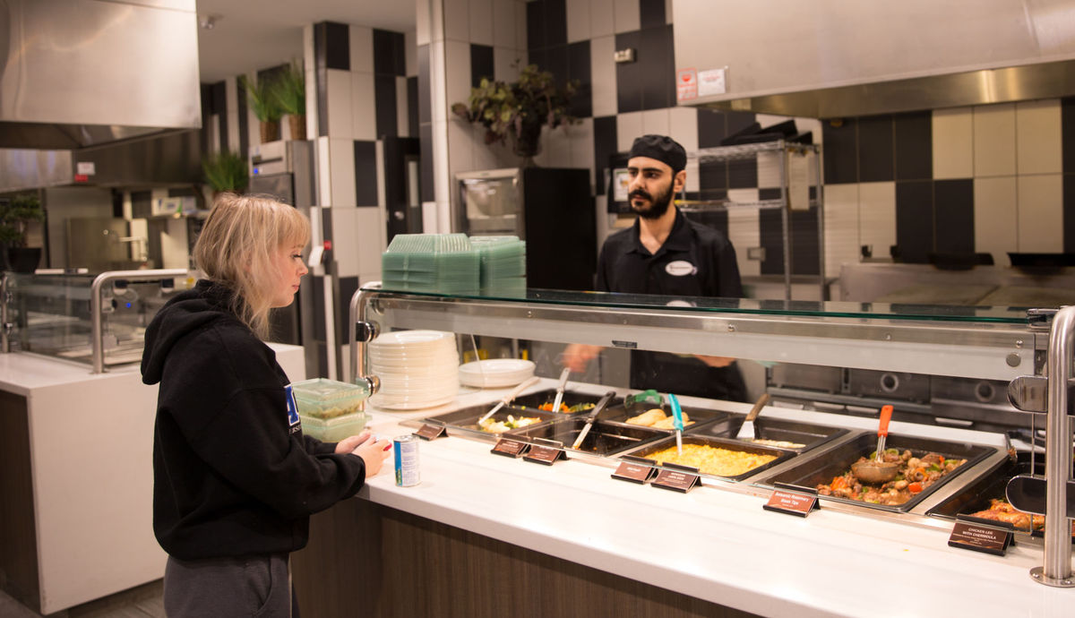 Food for thought: students on campus want better quality in their residence dining halls