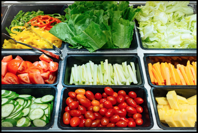 Ontario F2S Salad Bar Promotion Contest