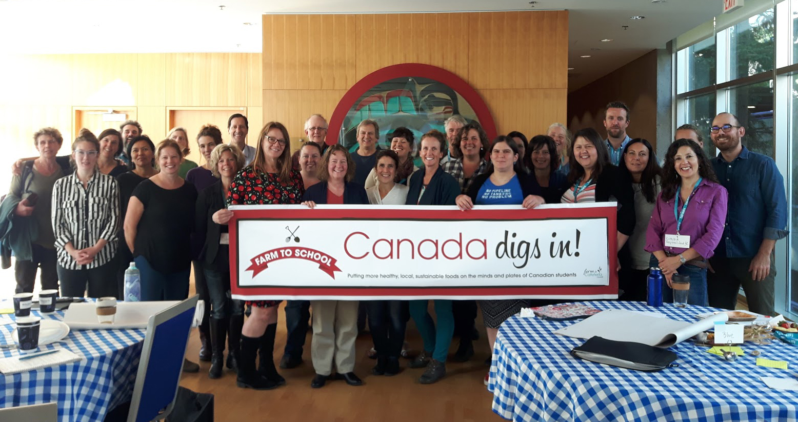 F2S Fall Training Session in BC