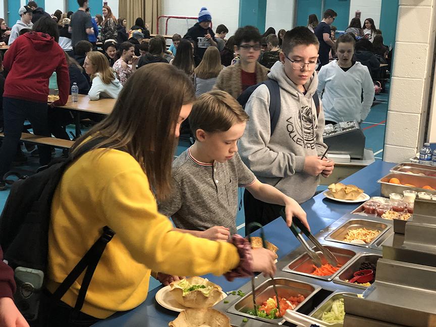 Clarenville Middle School, Clarenville NL