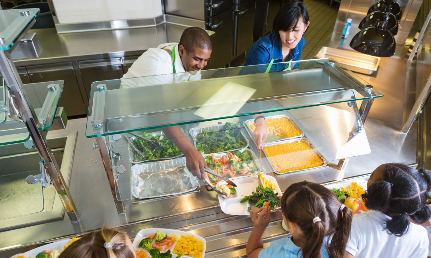 What School Lunches Have to Do With Fixing Wealth Inequality