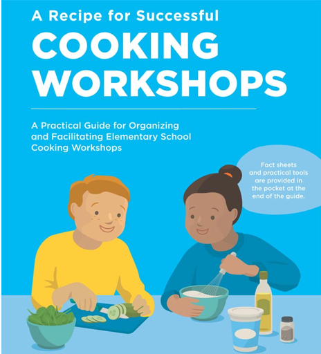 A RECIPE FOR SUCCESSFUL COOKING WORKSHOPS
